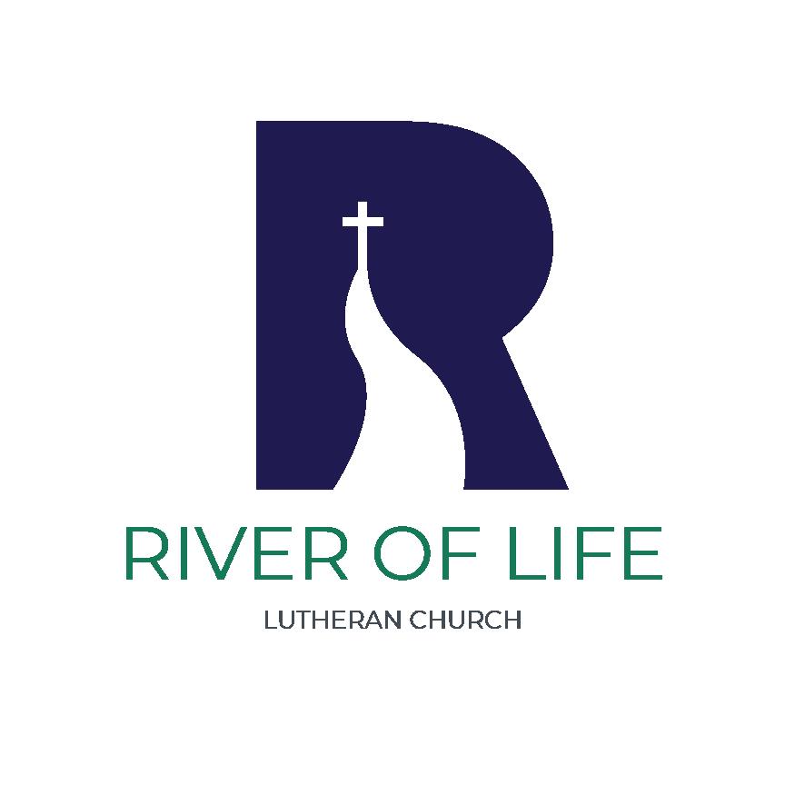 River of Life Lutheran Church logo